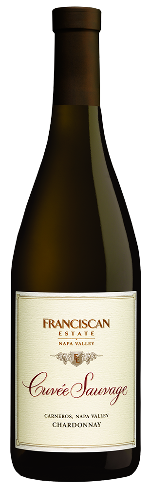 2014 Franciscan Estate Cuvée Sauvage Chardonnay Carneros