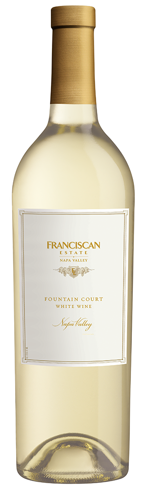 2014 Franciscan Estate Fountain Court White Blend Napa County