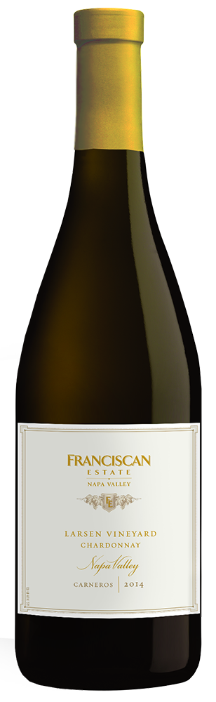 2014 Franciscan Estate Larsen Vineyard Chardonnay Napa Valley