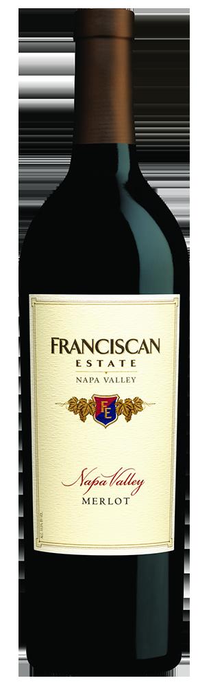 2014 Franciscan Estate Merlot Napa Valley