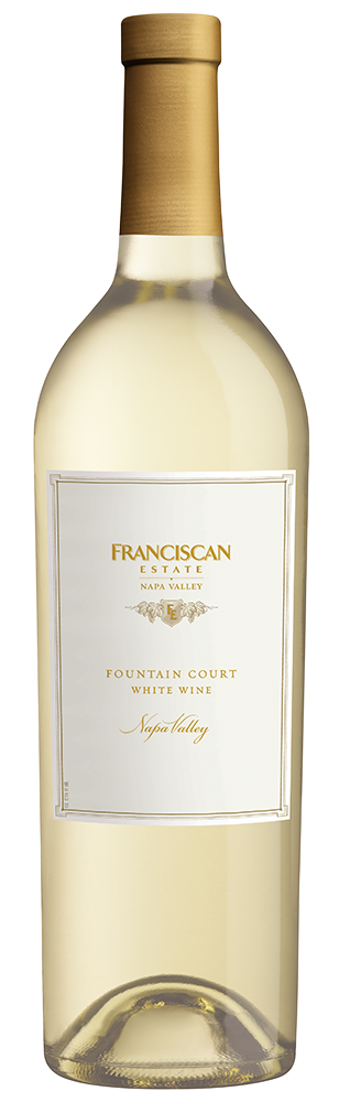 2016 Franciscan Estate Fountain Court White Blend Napa Valley