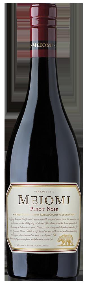 2017 Meiomi Pinot Noir