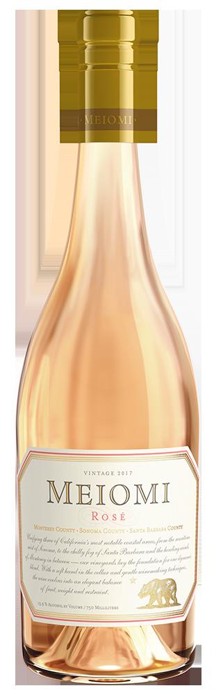 2017 Meiomi Rosé Image