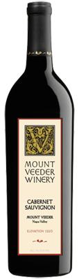 2010 Mount Veeder Elevation 1550 Cabernet Sauvignon Napa Valley