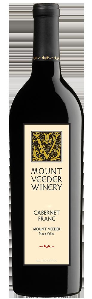 2013 Mount Veeder Cabernet Franc Napa Valley