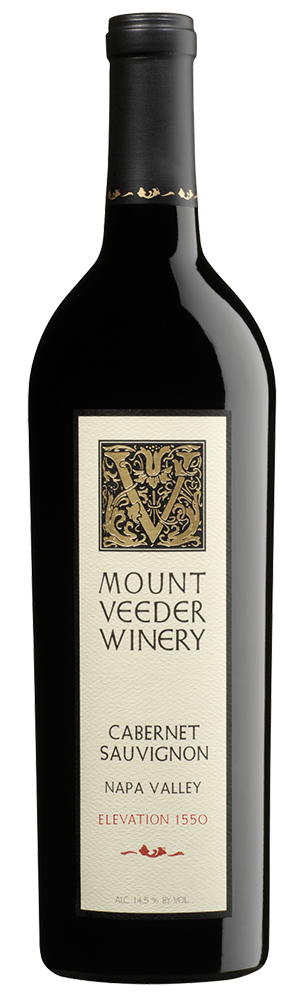 2013 Mount Veeder Elevation 1550 Cabernet Sauvignon Napa Valley
