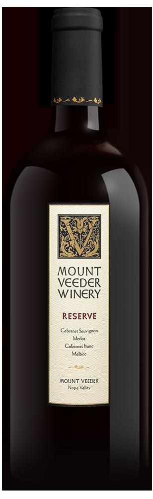 2013 Mount Veeder Reserve Red Blend Napa Valley 3L