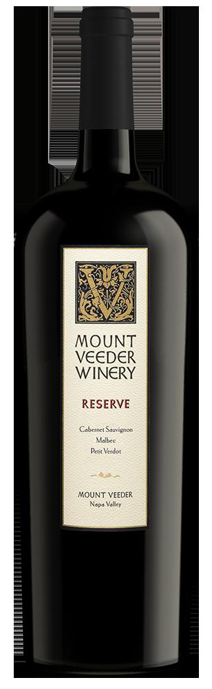 2013 Mount Veeder Reserve Red Blend Napa Valley 1.5L