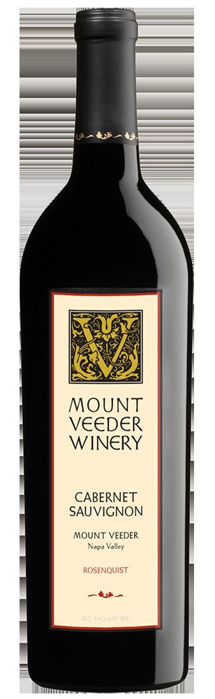 2013 Mount Veeder Cabernet Sauvignon Rosenquist