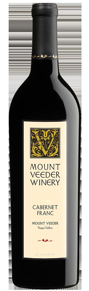 2014 Mount Veeder Cabernet Franc Napa Valley