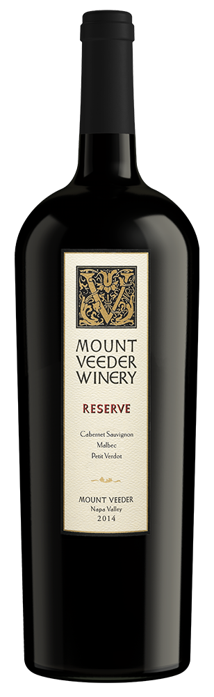 2014 Mount Veeder Reserve Red Blend Napa Valley 1.5L