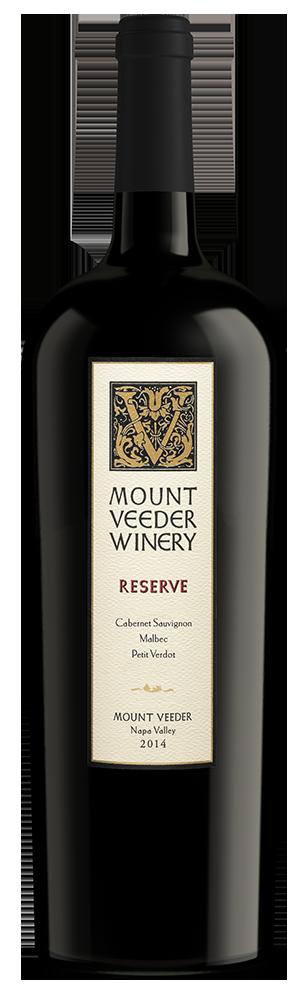 2014 Mount Veeder Reserve Red Blend Napa Valley 1.5L Image