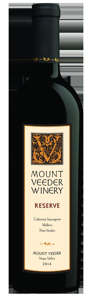 2014 Mount Veeder Reserve Red Blend Napa Valley