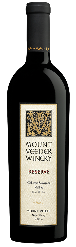 2014 Mount Veeder Reserve Red Blend Napa Valley