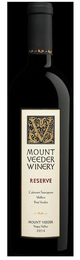 2014 Mount Veeder Reserve Red Blend Napa Valley Image