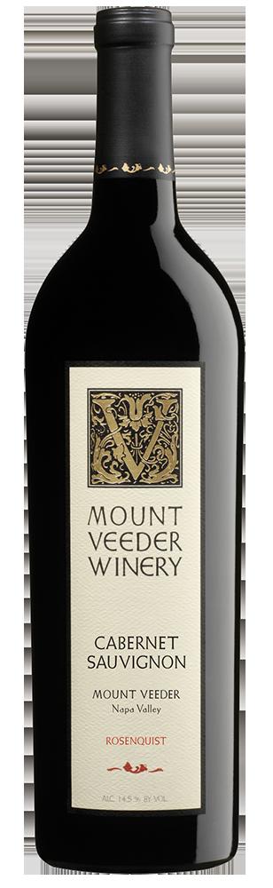 2014 Mount Veeder Cabernet Sauvignon Rosenquist
