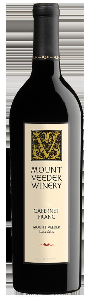 2015 Mount Veeder Cabernet Franc Napa Valley