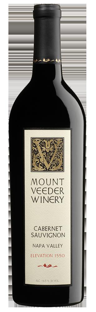 2015 Mount Veeder Elevation 1550 Cabernet Sauvignon Napa Valley