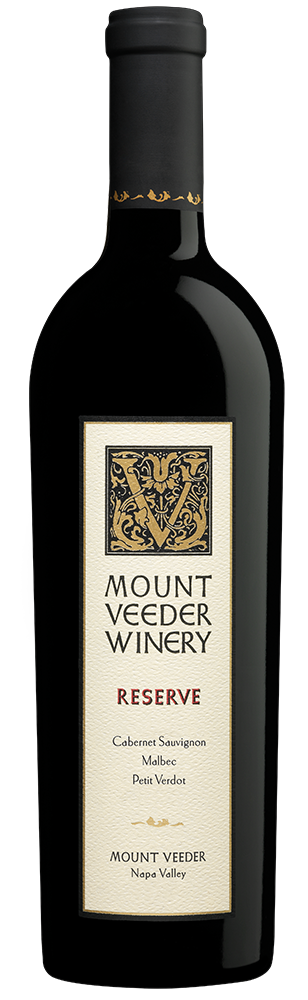 2015 Mount Veeder Reserve Red Blend Napa Valley