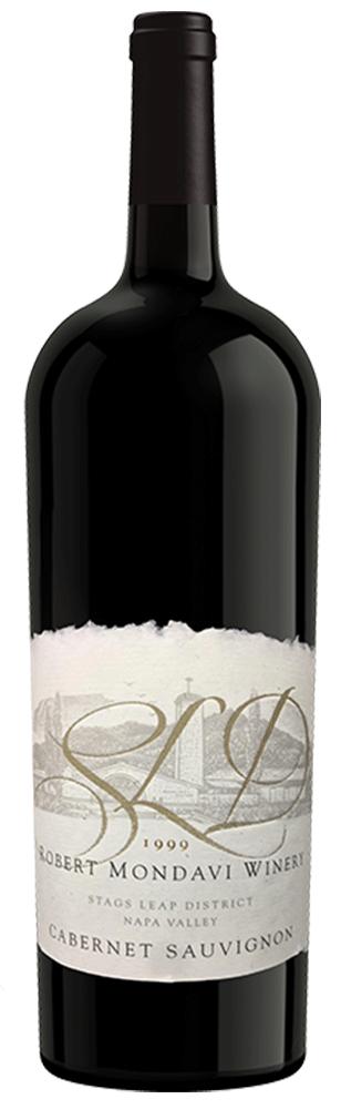 1999 Robert Mondavi Winery Cabernet Sauvignon Stags Leap District 1.5L