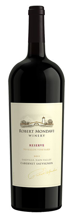 2011 Robert Mondavi Winery Reserve To Kalon Vineyard Cabernet Sauvignon Oakville  1.5L Image