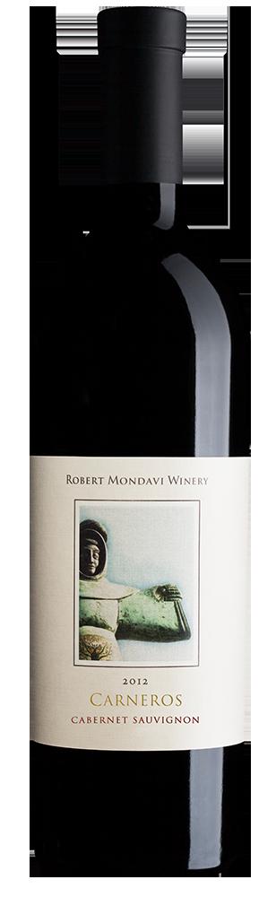 2012 Robert Mondavi Winery Cabernet Sauvignon Los Carneros
