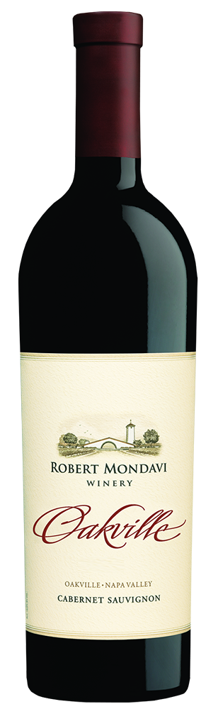 2012 Robert Mondavi Winery Cabernet Sauvignon Oakville Napa Valley