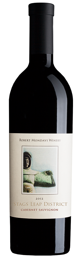 2012 Robert Mondavi Winery Cabernet Sauvignon Stags Leap District