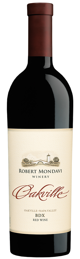 2013 Robert Mondavi Winery BDX Red Blend Oakville Napa Valley
