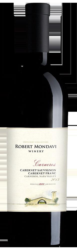 2013 Robert Mondavi Winery Cabernet Sauvignon Cabernet Franc Carneros