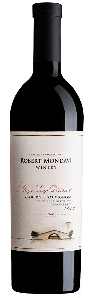 2013 Robert Mondavi Winery Cabernet Sauvignon Stags Leap District