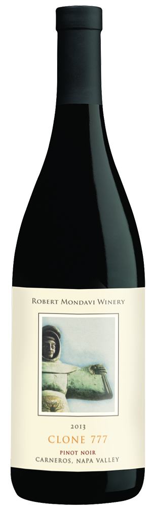 2013 Robert Mondavi Winery Clone 777 Pinot Noir Carneros Napa Valley