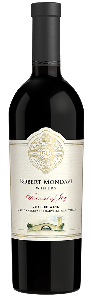 2013 Robert Mondavi Winery Harvest of Joy To Kalon Vineyard Red Blend Napa Valley