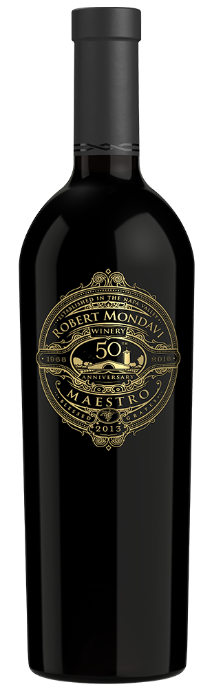 2013 Robert Mondavi Winery Maestro Red Blend Napa Valley