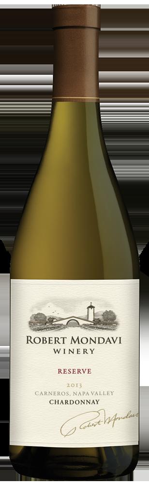 2013 Robert Mondavi Winery Reserve Chardonnay Carneros