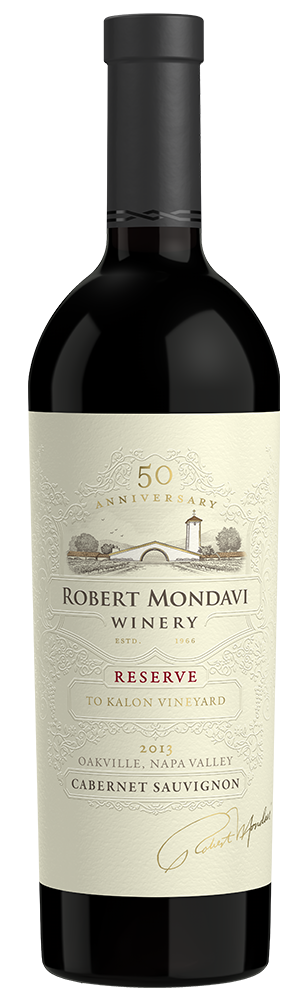 2013 Robert Mondavi Winery Reserve To Kalon Vineyard Cabernet Sauvignon Oakville Napa Valley Image