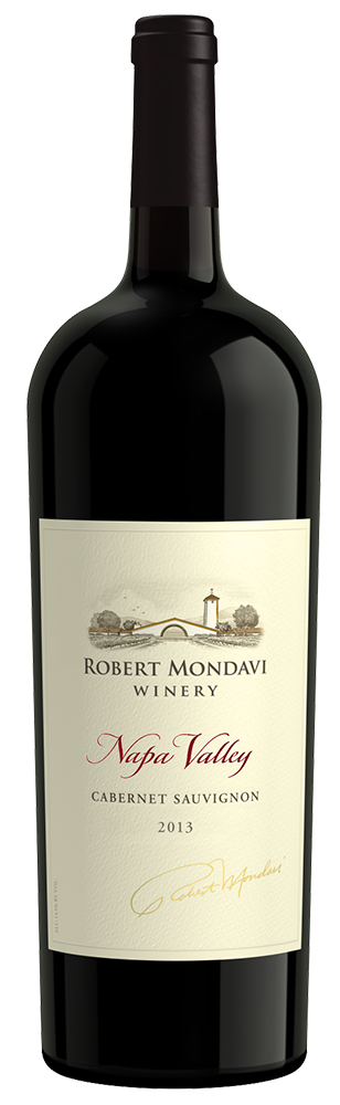 2013 Robert Mondavi Winery Cabernet Sauvignon Napa Valley 1.5L