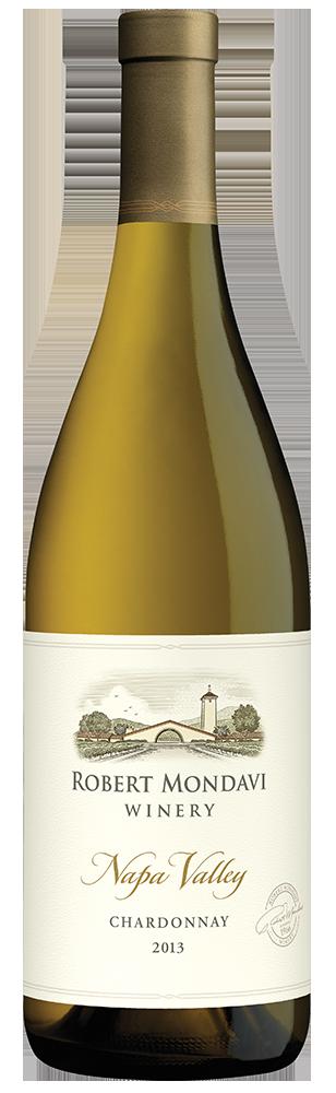 2013 Robert Mondavi Winery Chardonnay Napa Valley