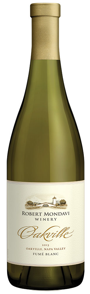 2013 Robert Mondavi Winery Fumé Blanc Oakville