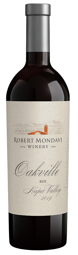 2014 Robert Mondavi Winery BDX Red Blend Oakville Napa Valley