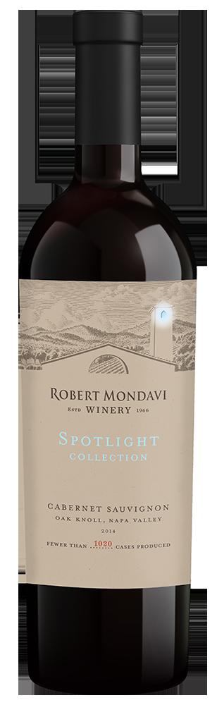 2014 Robert Mondavi Winery Cabernet Sauvignon Oak Knoll