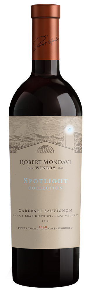 2014 Robert Mondavi Winery Cabernet Sauvignon Stags Leap District Image