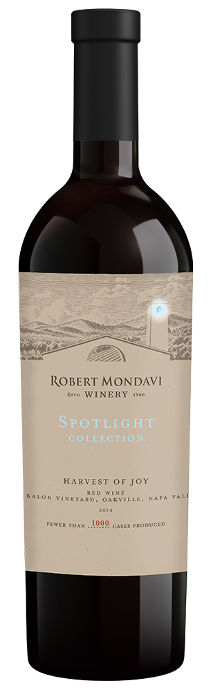 2014 Robert Mondavi Winery Harvest of Joy To Kalon Vineyard Red Blend Napa Valley