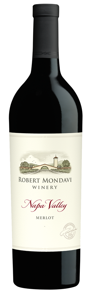 2014 Robert Mondavi Winery Merlot Napa Valley