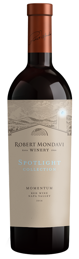 2014 Robert Mondavi Winery Momentum Red Blend Napa Valley Image