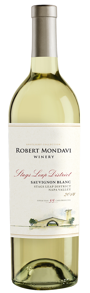 2014 Robert Mondavi Winery Sauvignon Blanc Stags Leap District Napa Valley