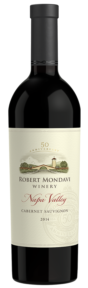 2014 Robert Mondavi Winery Cabernet Sauvignon Napa Valley