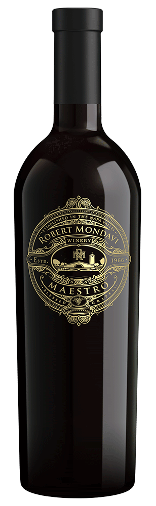 2015 Robert Mondavi Winery Maestro Red Blend Napa Valley