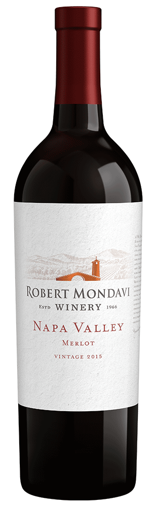 2015 Robert Mondavi Winery Merlot Napa Valley