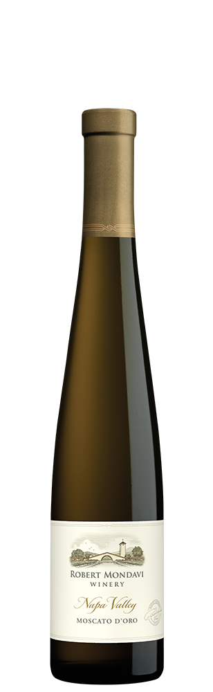 2015 Robert Mondavi Winery Moscato d'Oro Napa Valley 375mL